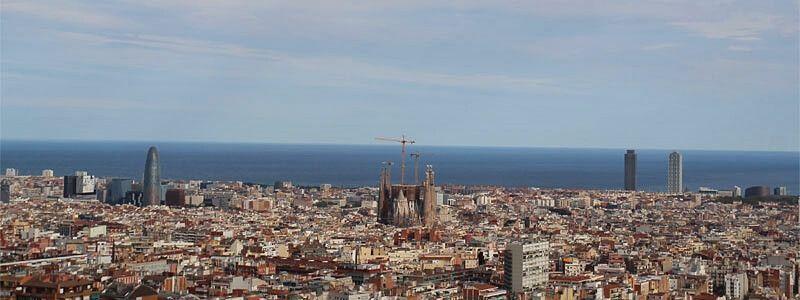 Aussichtspunkte in Barcelona