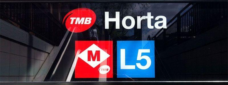 Die Metro von Barcelona