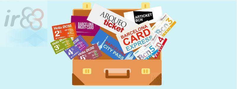 Tourismus Ticket und Rabatte in Barcelona