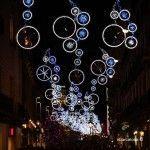 Weihnachtsbeleuchtung Barcelona