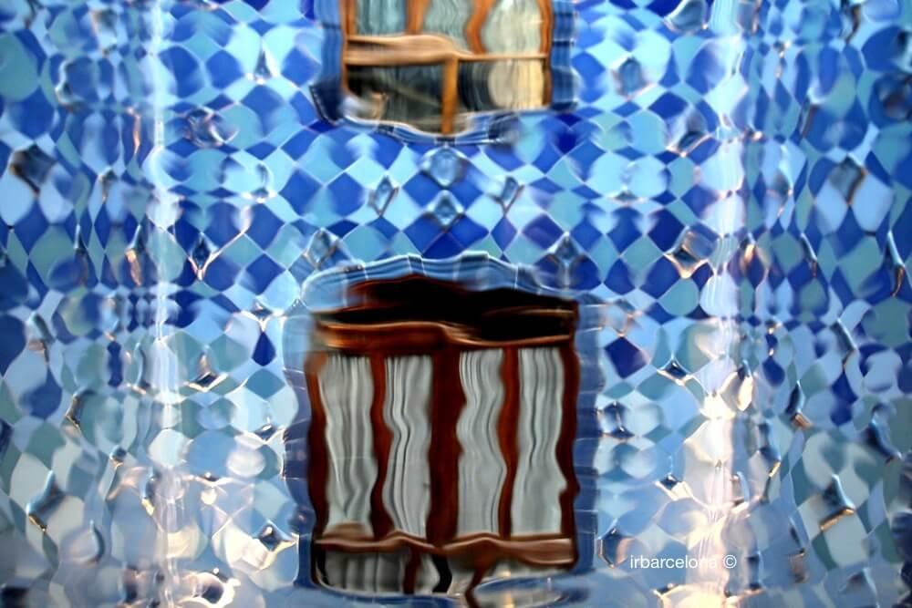 optische Effekte Casa Batlló