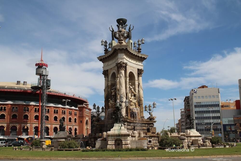 Plaça España