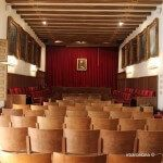 Hörsaal Requesens-Palast