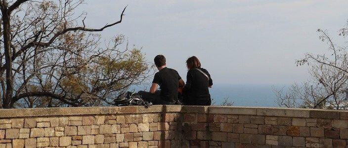 Aussichtspunkt Jardins Miramar
