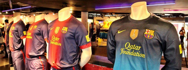 Camp Nou und FC Barcelona Museum