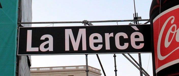 Festes de La Mercè
