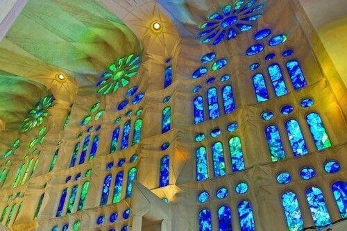 besuch Sagrada Familia
