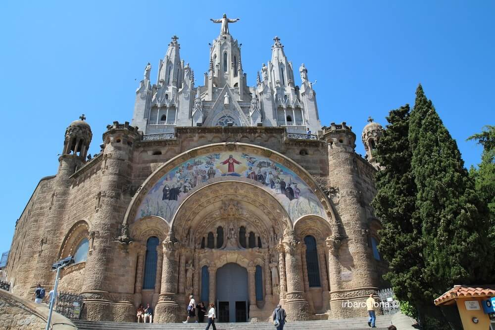 Temple Sagrat Cor de Jesús