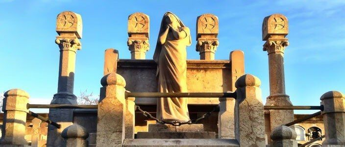 Friedhof Poblenou