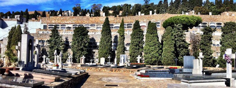 Friedhöfe von Barcelona