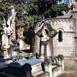 Friedhof Montjuïc Grab