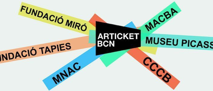 ArticketBCN Museen Kunststiftungen Barcelona