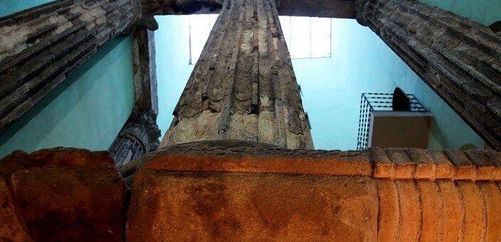 Säulen Augustus-Tempels