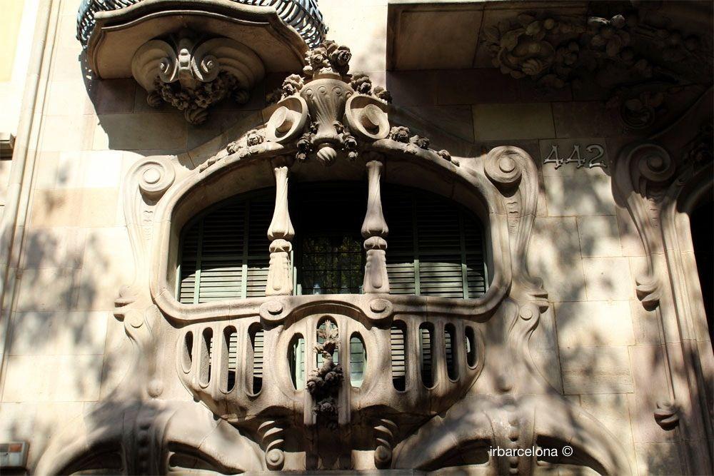Fenster Casa Comalat