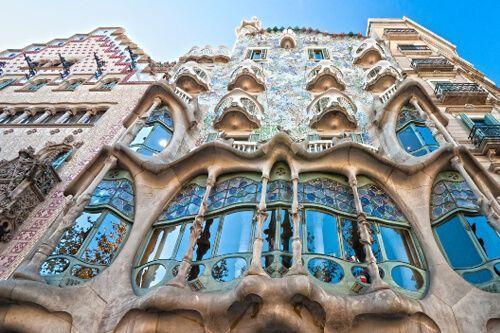 Ein Morgen in Barcelona