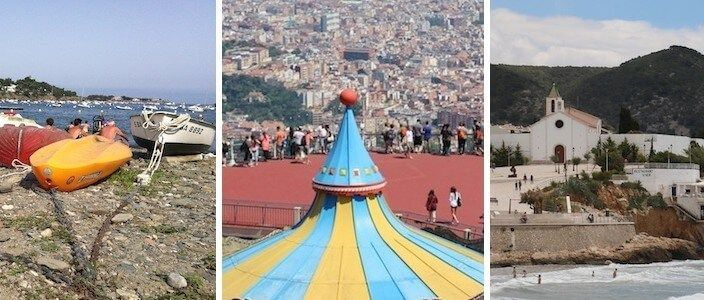 Barcelona in einer Woche