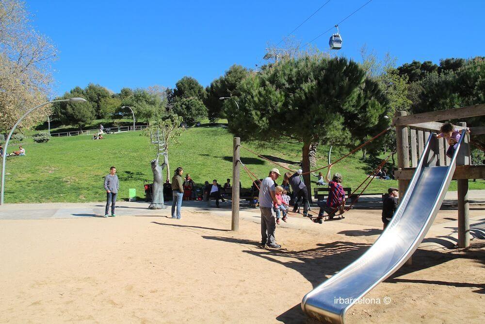 Spielplatz Jardins Joan Brossa