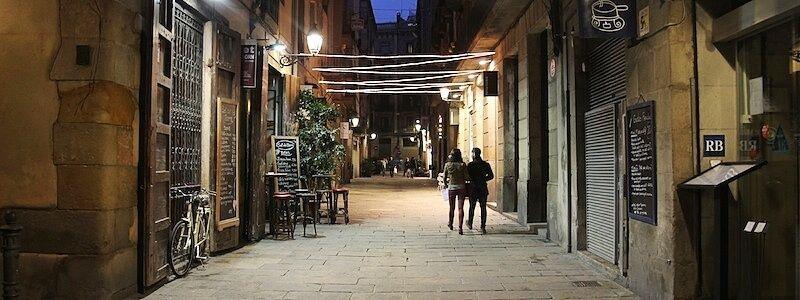 Straßen El Born