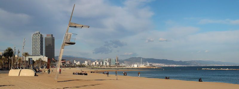 Promenade Barcelona