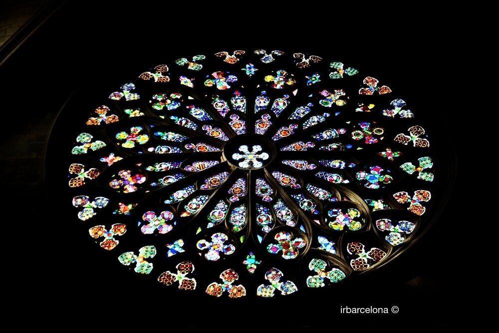Rosette Santa Maria del Pi