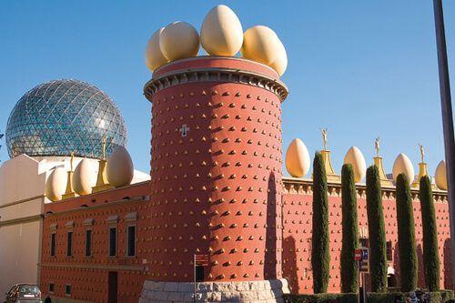 Figueres von Dalí und Girona Tickets