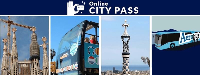 Online City Pass Barcelona
