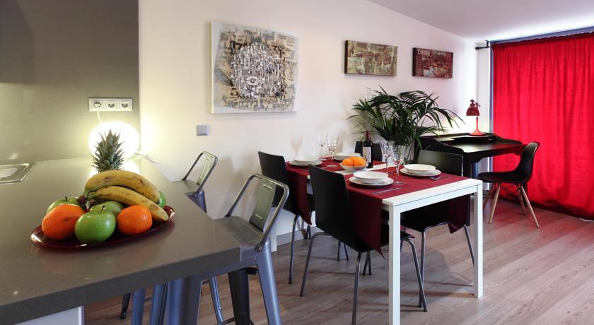 Ramblas Caputxins Apartments