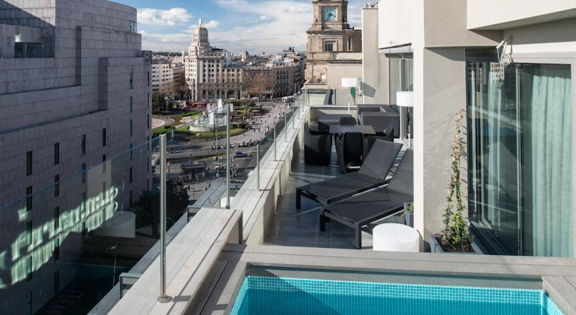 4 Sterne Hotel Barcelona Buchung Vier Sterne Hotels Online
