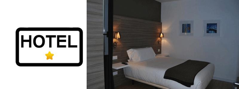 1-Stern-Hotels in Barcelona