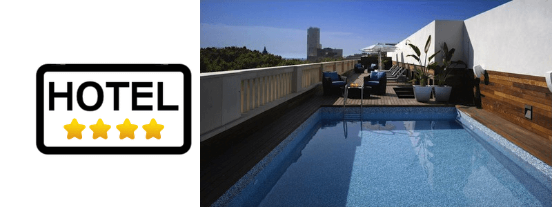 4-Sterne Hotels in Barcelona