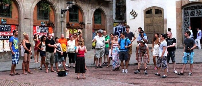 Stadtführungen und Rundgänge in Barcelona