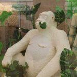 Gorilla Copito de Nieve Schokolade