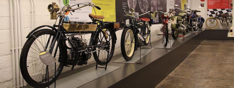 Motorradmuseum Barcelona