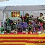 Blumenstand Sant Jordi