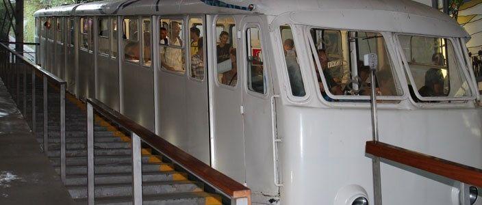 Funicular del Tibidabo (Bergbahn)