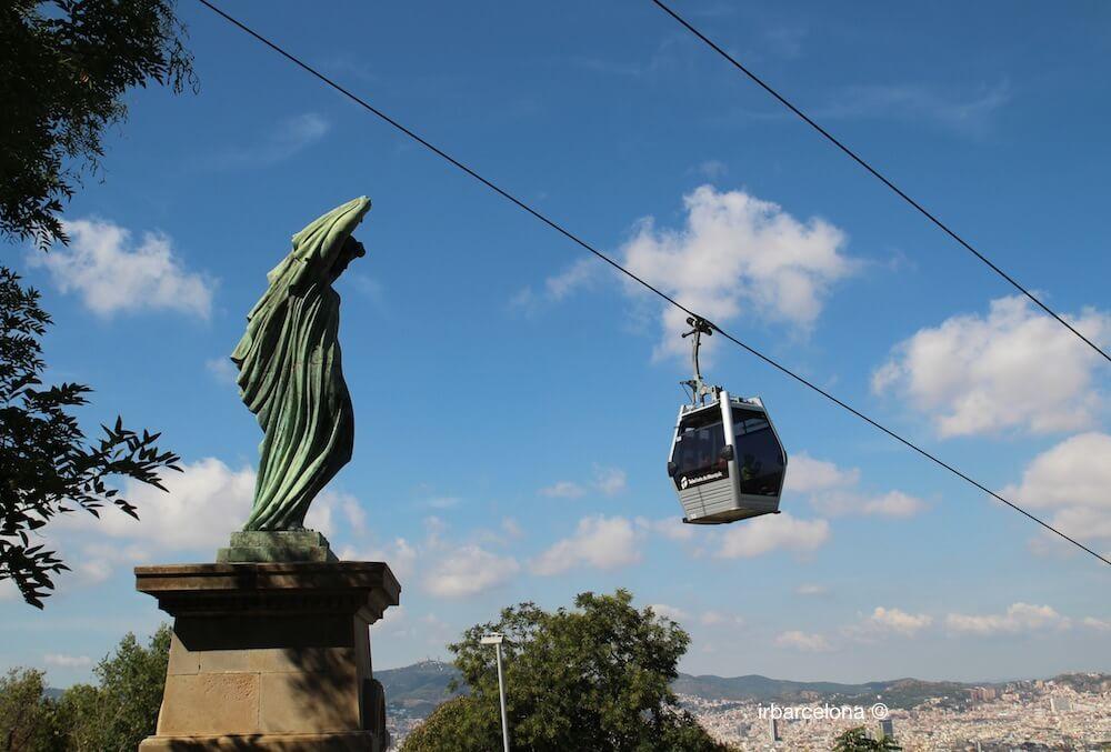 Seilbahn von Montjuïc