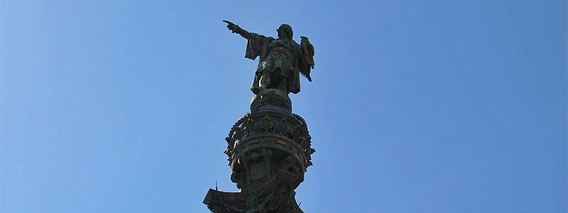 Kolumbus-denkmal Barcelona