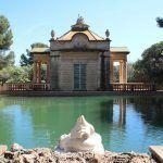 Teich Parc Laberint Horta