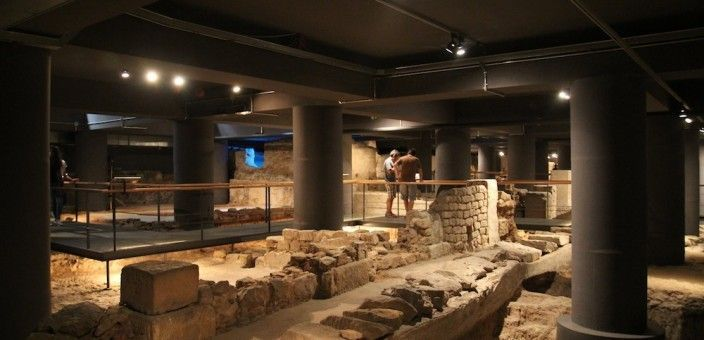 Historisches Museum der Stadt Barcelona