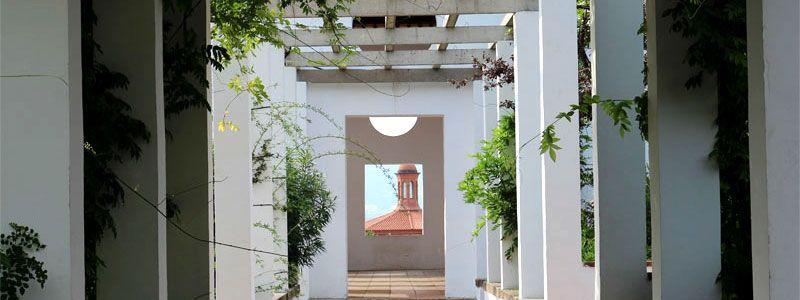 Jardines Teatre Grec (Gärten)