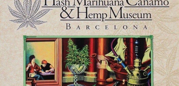 Hash Marihuana & Hemp Museum Barcelona