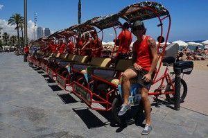 Pedicab Rickshaw
