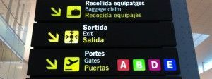 Barcelona vom Flughafen von Girona – Costa Brava