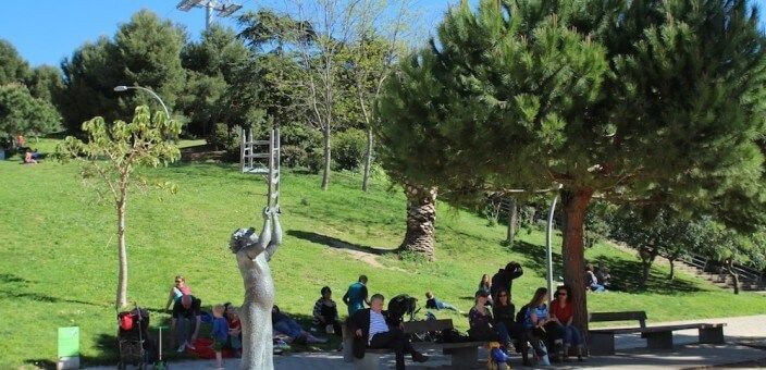 Jardins de Joan Brossa