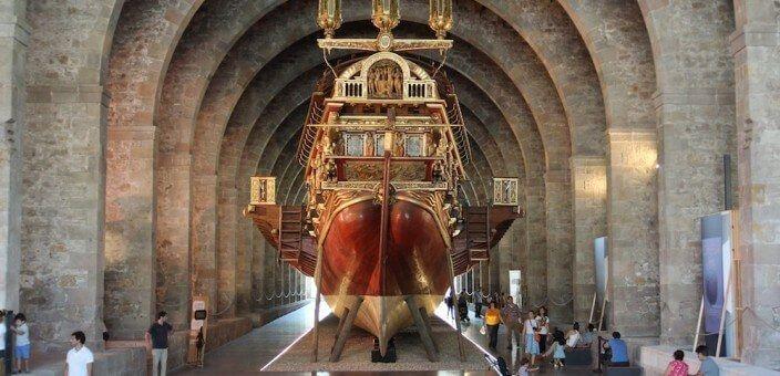 Schifffahrtsmuseum von Barcelona