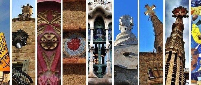 Bauwerke von Antoni Gaudí in Barcelona: Die Hinterlassenschaften eines Genies