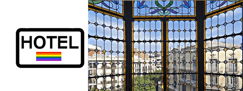 Gay Friendly Hotels Barcelona