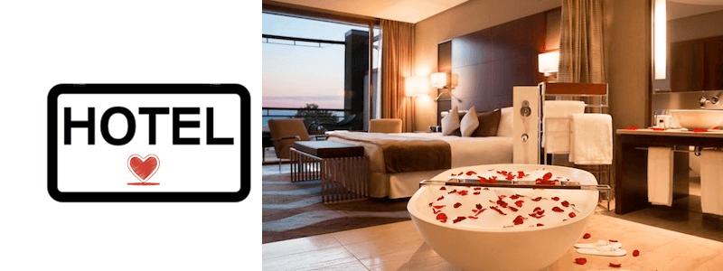 Romantische Hotels in Barcelona