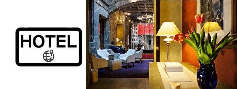 Zentrale Hotels und Apartments in Barcelona