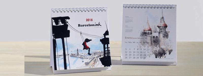 kalender Barcelonink 2015